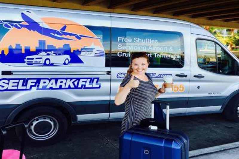 Airport Parking Authority Com Cheap Long Term Airport